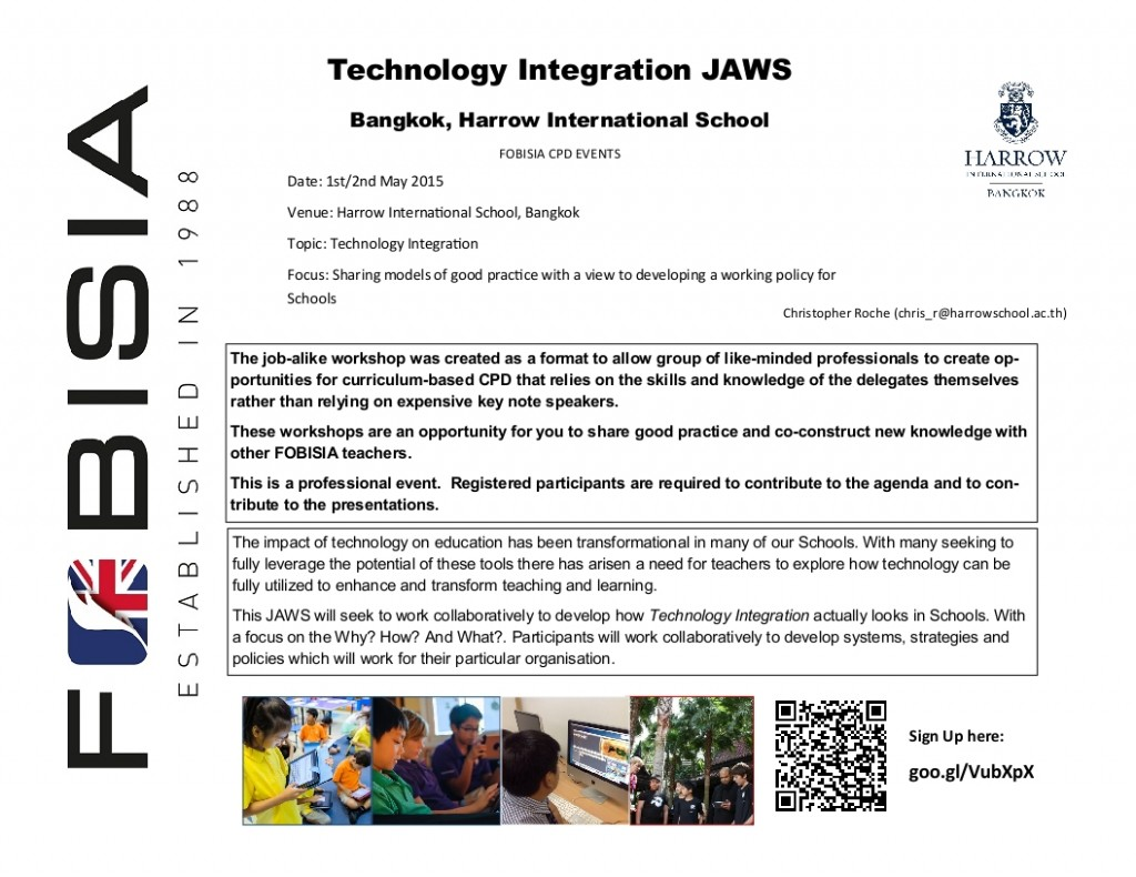 Term 3 Technology Integration JAWS